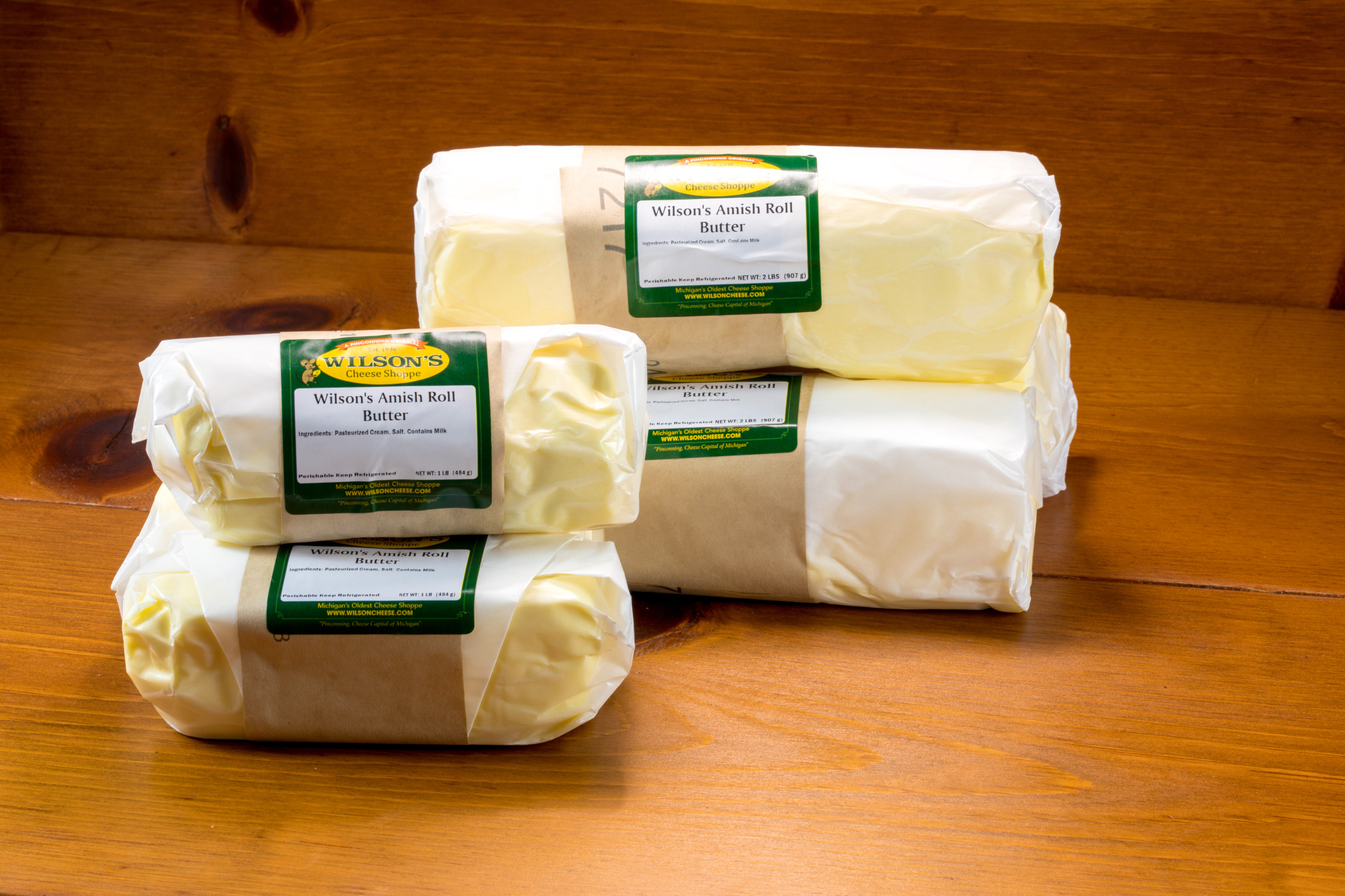 Old Fashioned Amish Butter Roll
