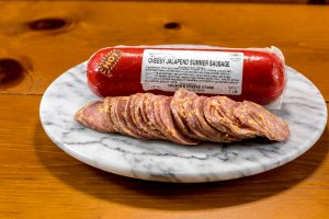 1 lb Cheezy Jalapeno Summer Sausage