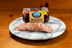 Hot & Cheesy Venison Game Sausage